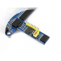PCF8574 - 8bit I/O I2C Bővítő modul Raspberry PI-hez és mikrokontrollerekhez