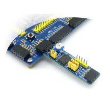 PCF8591 8bit AD/DA  I2C Bővítő modul Raspberry PI-hez és mikrokontrollerekhez
