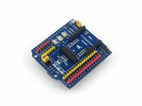 IO Bővítő kártya - Arduino UNO kompatibilis