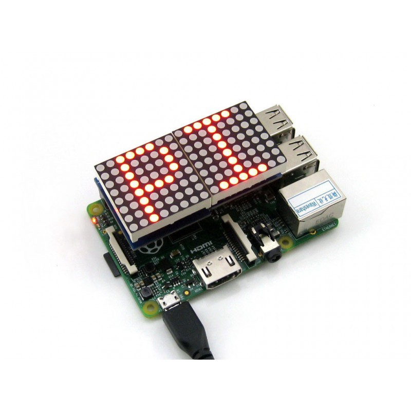 RPI LED MÁTRIX
