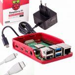 Raspberry PI4 Model B és tartozékai