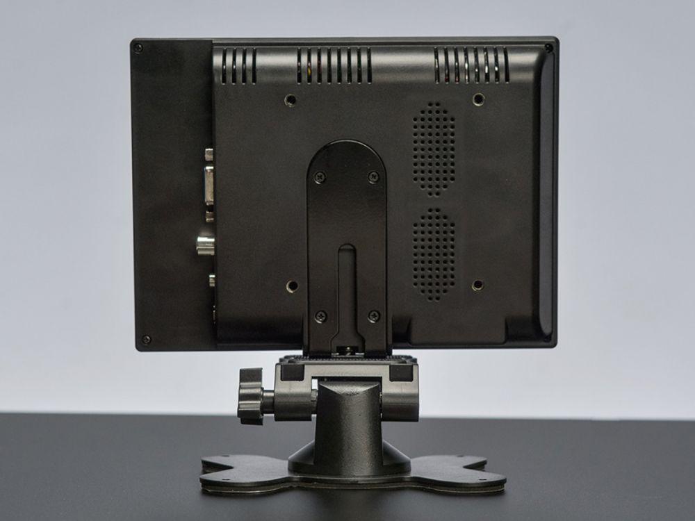 """7"""" IPS monitor 1280x800 - HDMI/VGA/NTSC/PAL 3W Audio hangszórókkal"""