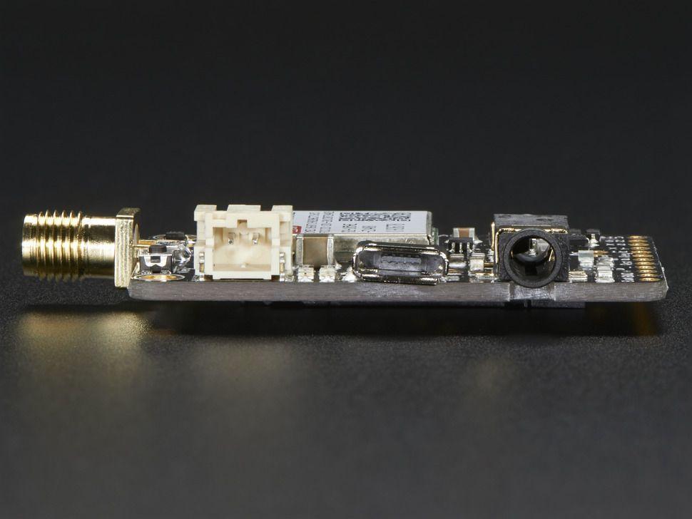 Adafruit FONA - Mini GSM adapter - SMA Version - v1