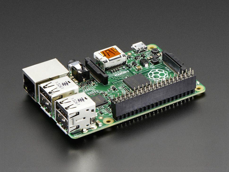GPIO csatlakozó 2x20 Raspberry PI A+/B+/PI-2