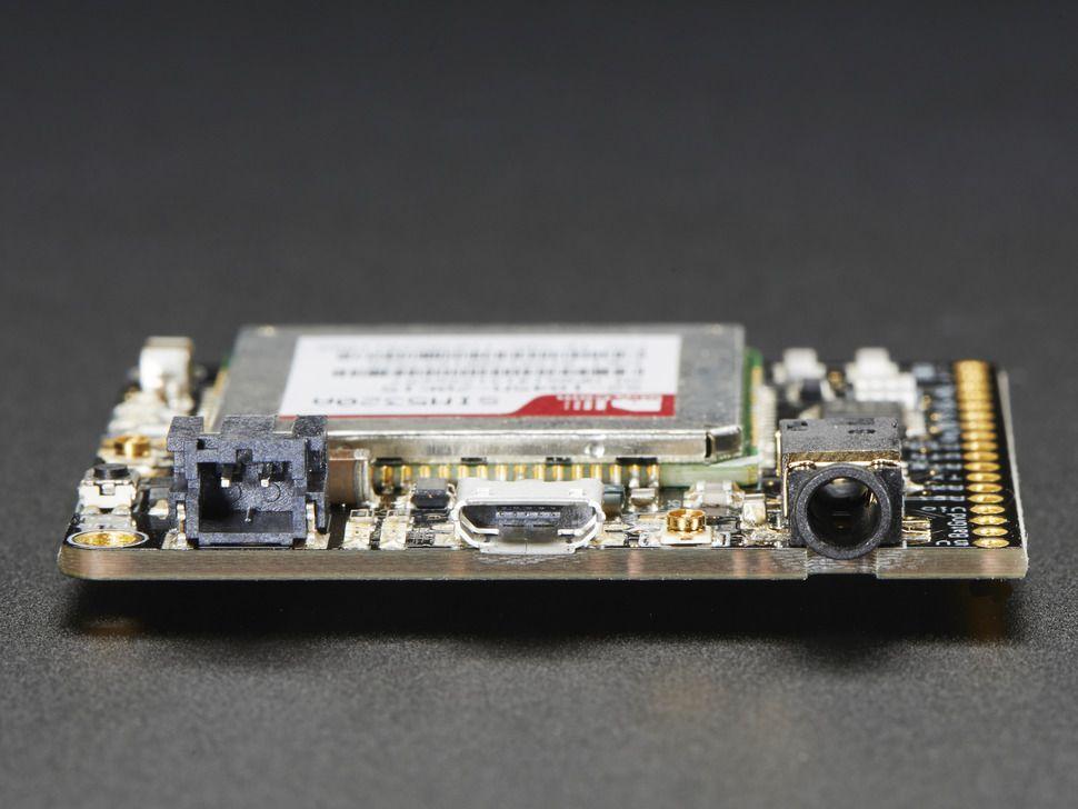 Adafruit FONA 3G+GPS modul - európai verzió