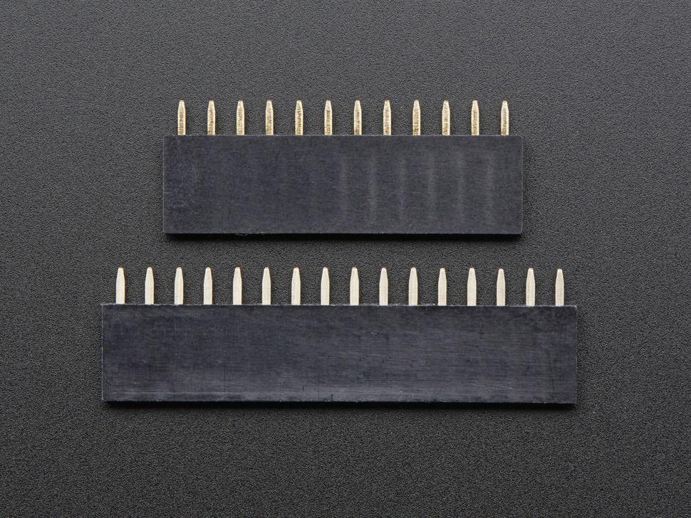 12 és 16 lábas csatlakozóaljzat - Feather platformhoz