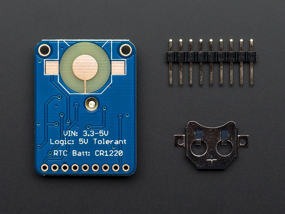 Adafruit Ultimate GPS v3 – 66 csatorna 10Hz update