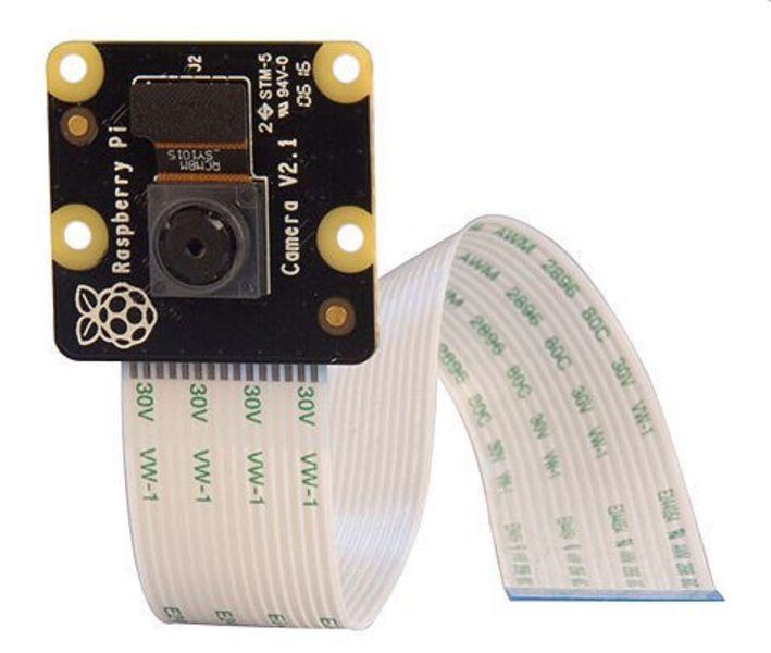 Raspberry Pi NoIR Camera Modul v2 - 8 megapixel Sony szenzor - Full HD éjjel is látó kamera modul Raspberry PI-hez