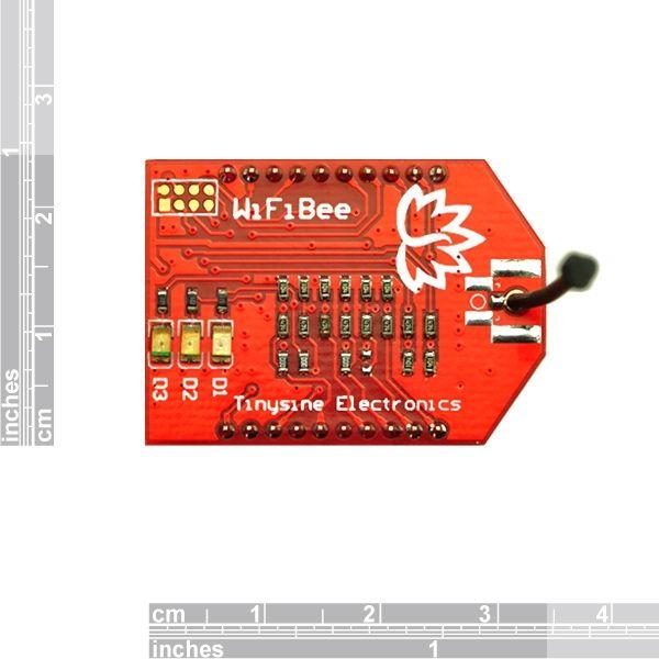 WiFiBee WiFi Modul - huzal antennával
