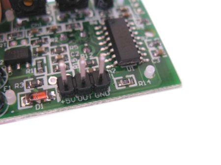 PIR mozgásérzékelő szenzor Raspberry PI-hez