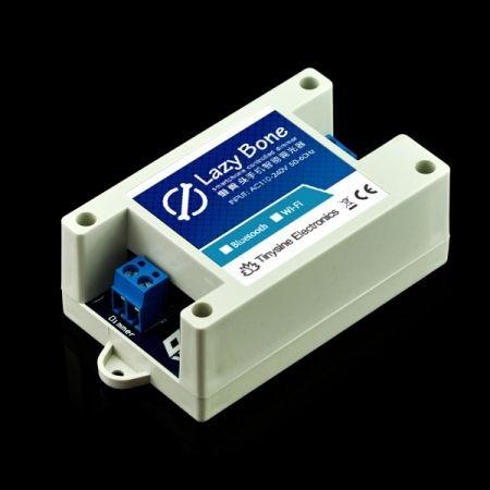 Mobiltelefonnal is vezérelhető fényerőszabályzó - LazyBone Dimmer (Bluetooth) AC230V / 800W