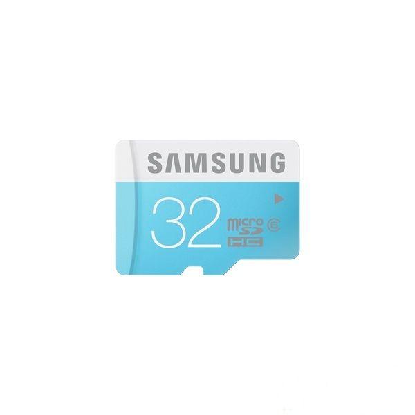 Samsung 32GB micro SD memória kártya SD adapterrel