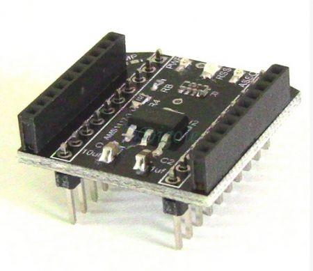 XBee adapter próbapanelhez 5V