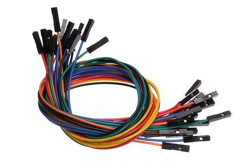 Prémium minőségű ANYA-ANYA jumper kábel